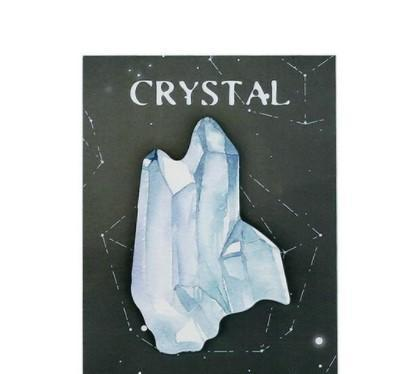 Sticky Memo Set - Crystal