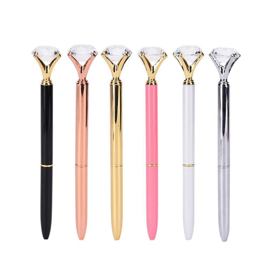 Timeless Diamond Pen Set Stationery - Pens alleymuse