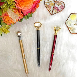 Golden Girl Pen Set