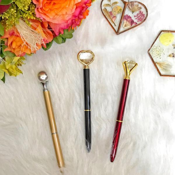 Golden Girl Pen Set Stationery - Pens alleymuse