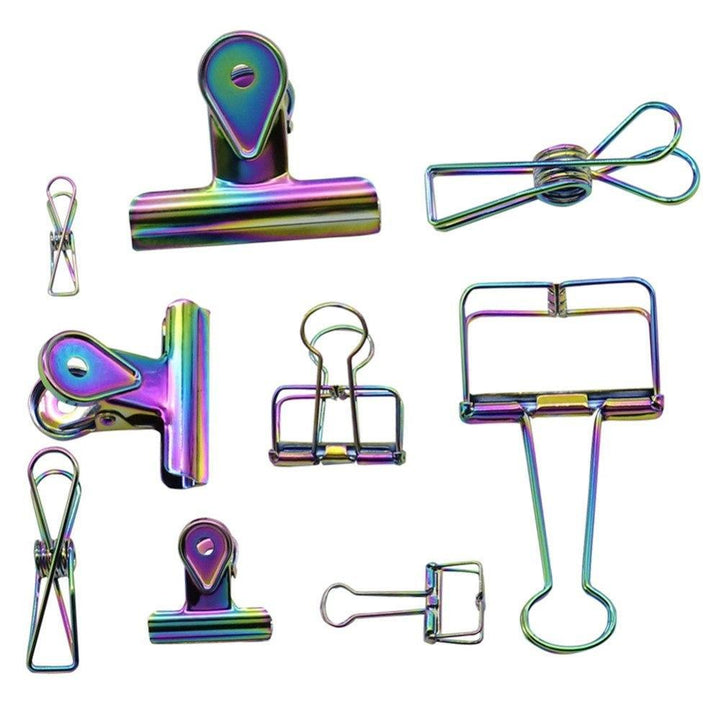 Holographic Planner Clips