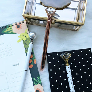 Classic Sparkle Set Stationery - Pens alleymuse