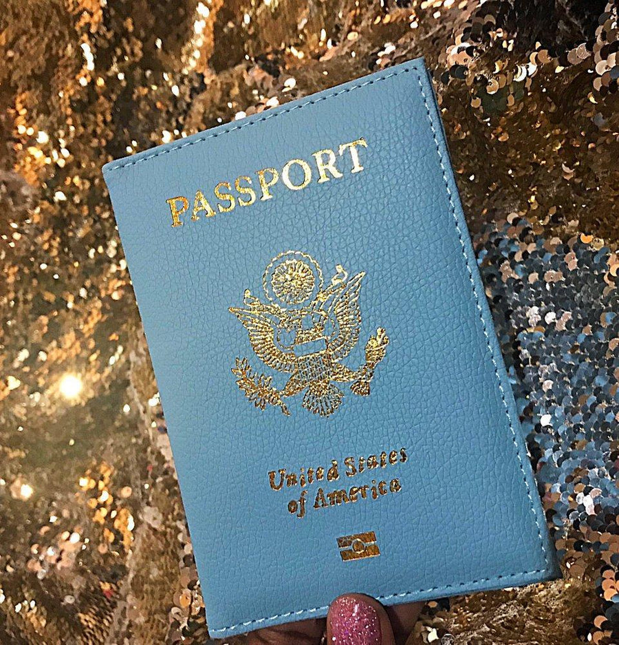 USA Passport Holder