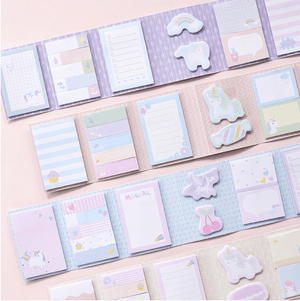 Unicorn Sticky Notes