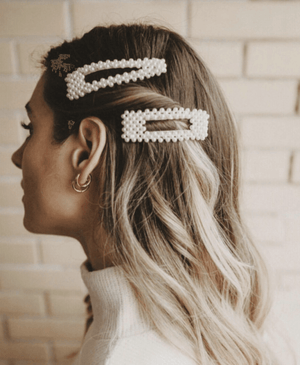 The Audrey Hair Clip Beauty - Hair Accessories alleymuse