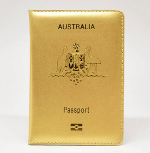Australia Passport Holder Accessories - Passport Holder alleymuse