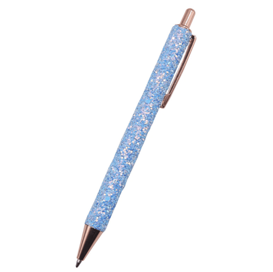 Here To Shine Sequin Pen Stationery - Pens Aliexpress - AliWuzn HappyOffice Store