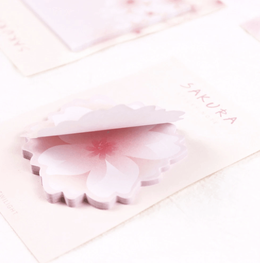 Spring Floral Sticky Notes Stationery - Memos AliExpress - VALIOSOPA