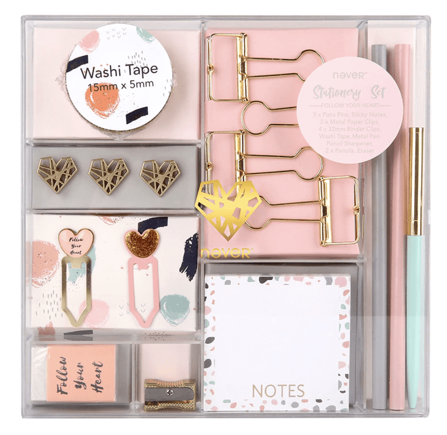 Big Plans - Follow Your Heart Stationery - Sets AliExpress - CC's Gifts
