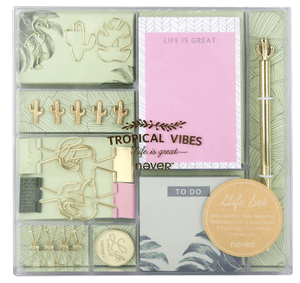 Big Plans - Tropical Vibes Stationery - Sets AliExpress - CC's Gifts