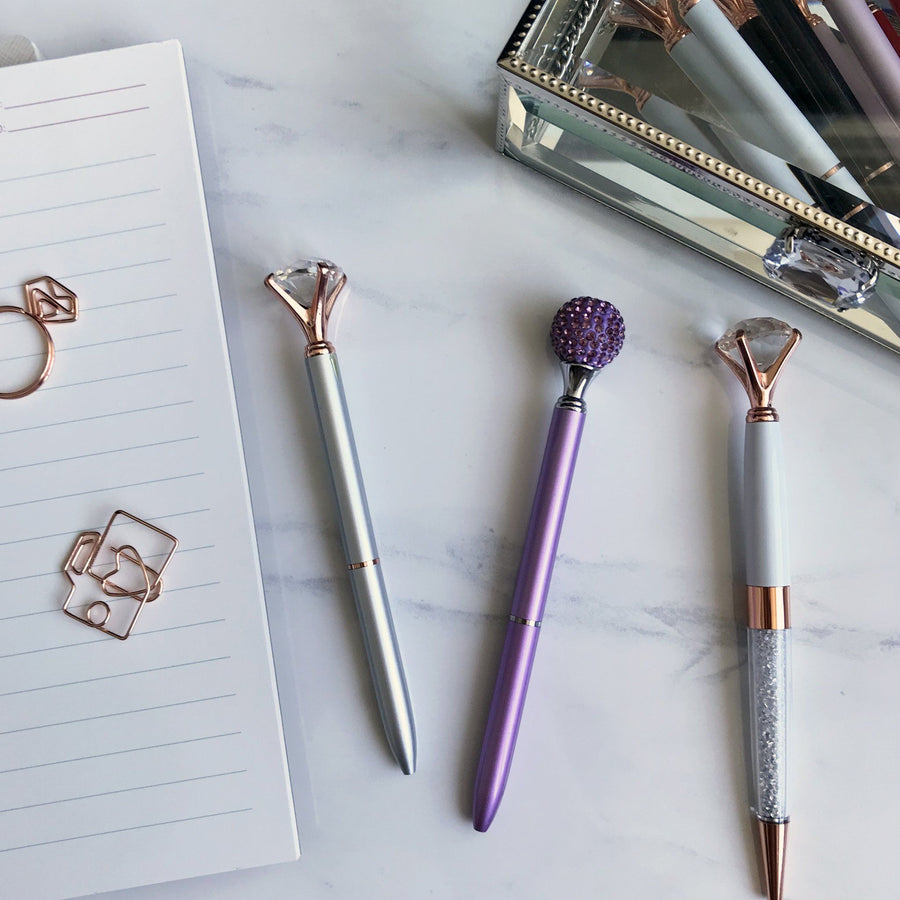 Modern Glamour Pen Set alleymuse