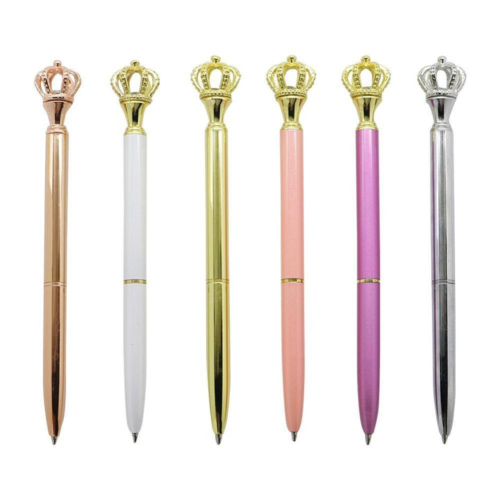 Queen Pen Stationery - Pens alleymuse Gold