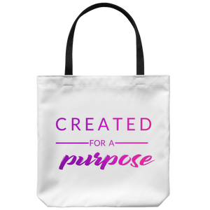 Purpose Tote Bag