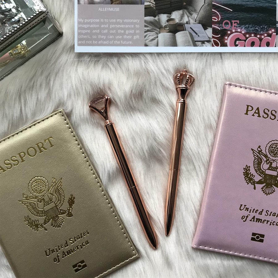Luxury Travel Set Stationery - Pens Trendy Co., LTD Luxurious Jetsetters
