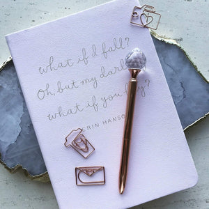 Spellbound Pen Stationery - Pens Tomohiro Stationery Shop Store Rose Gold