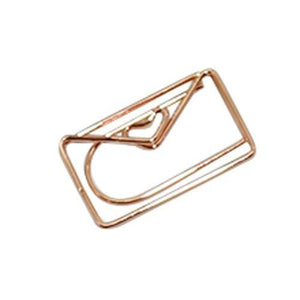 Bundle Diamond Paper Clips Tomohiro Stationery Shop Store Envelope