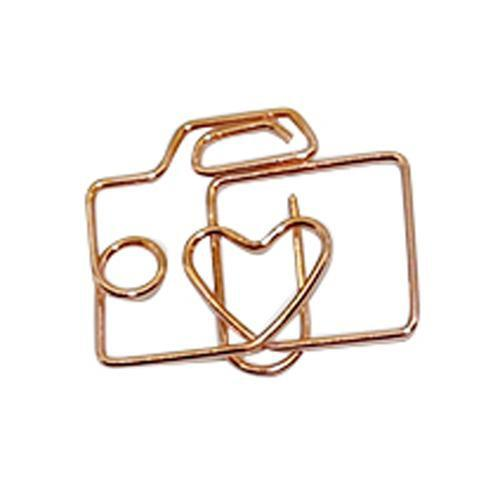 Bundle Diamond Paper Clips Tomohiro Stationery Shop Store Camera