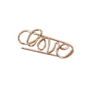 Bundle Diamond Paper Clips Tomohiro Stationery Shop Store Love