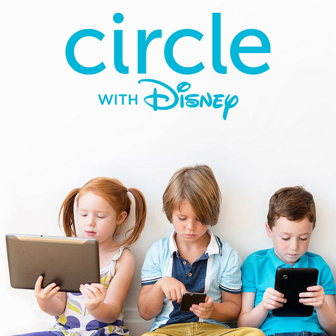 Circle with Disney