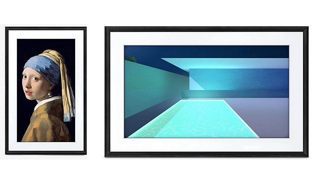 Meural Canvas II – Smart Digital Frame