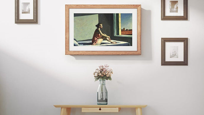 【11.11 Best Deals】Meural Canvas – Smart Digital Frame