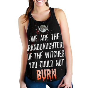 Witch Racerback Tank