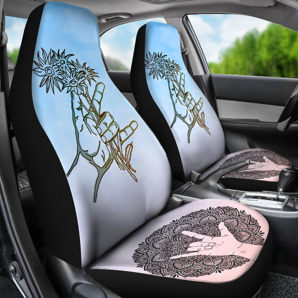 asl car seat covers mofotee inc. Black Bedroom Furniture Sets. Home Design Ideas