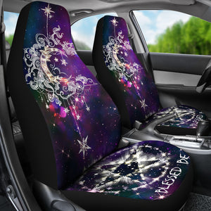 Blessed Be Car Seat Covers