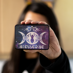 Blessed Be Bluetooth Speaker