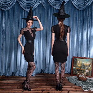 Halloween Witch Cosplay Costume