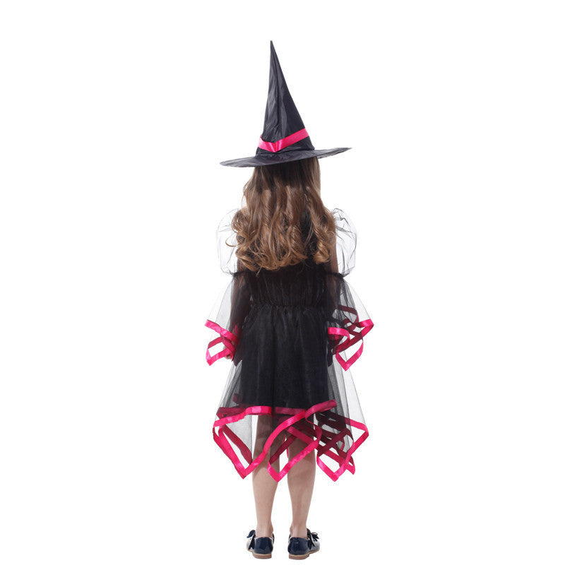 Elf Flying Witch Lovely Witch Costume For Cosplay Costume Halloween