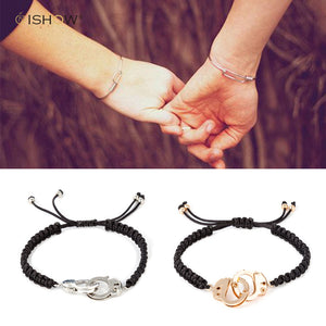 Handcuffs Couple Bracelets 2pc/set