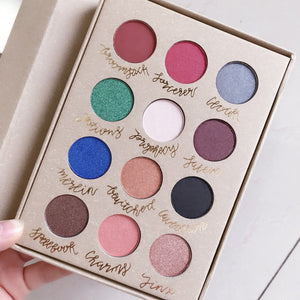 Witchcraft Eyeshadow Palette 12 colors