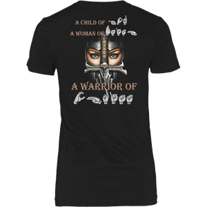 A child of god ASL shirt