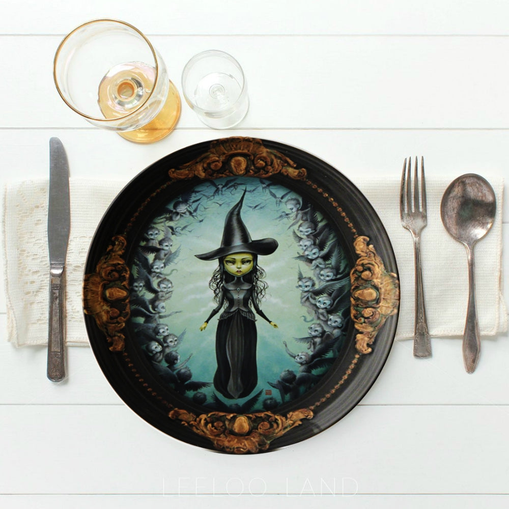 Witch Plate