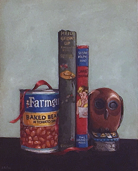 Still Life (Beans) by Grace Kotze
