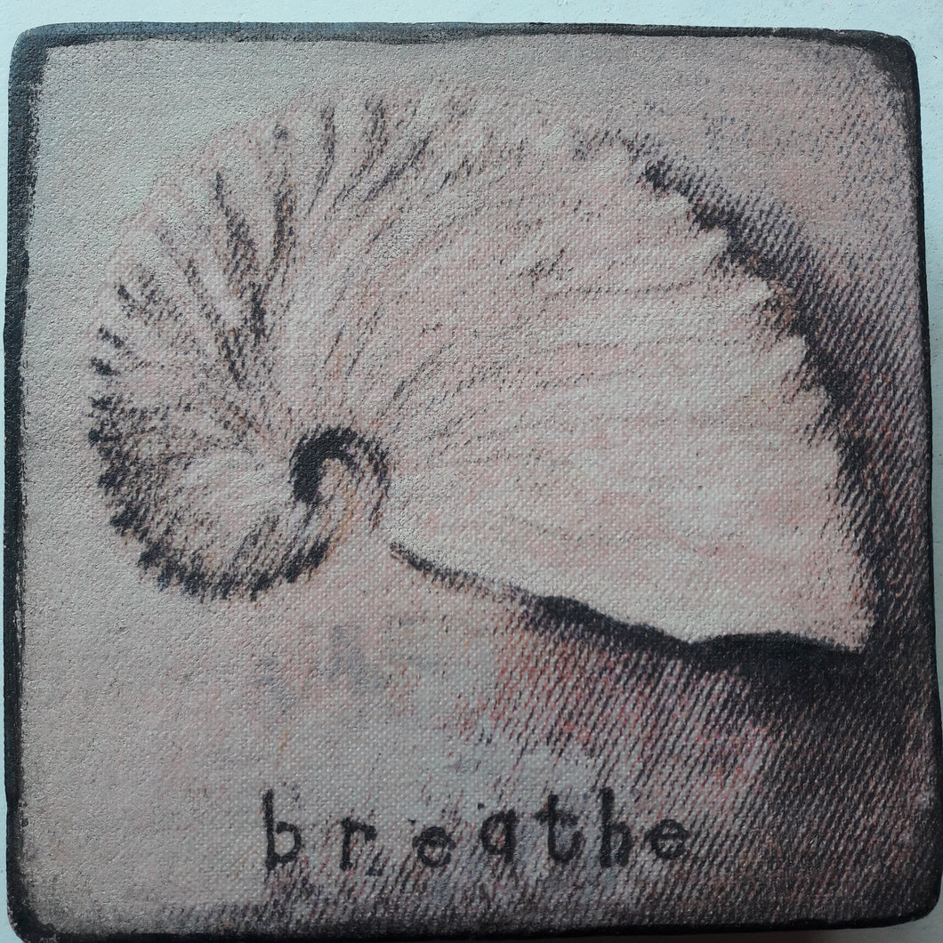 Breath by Margot Hattingh