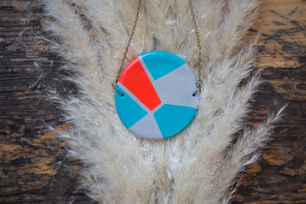 Circle of Power Necklace