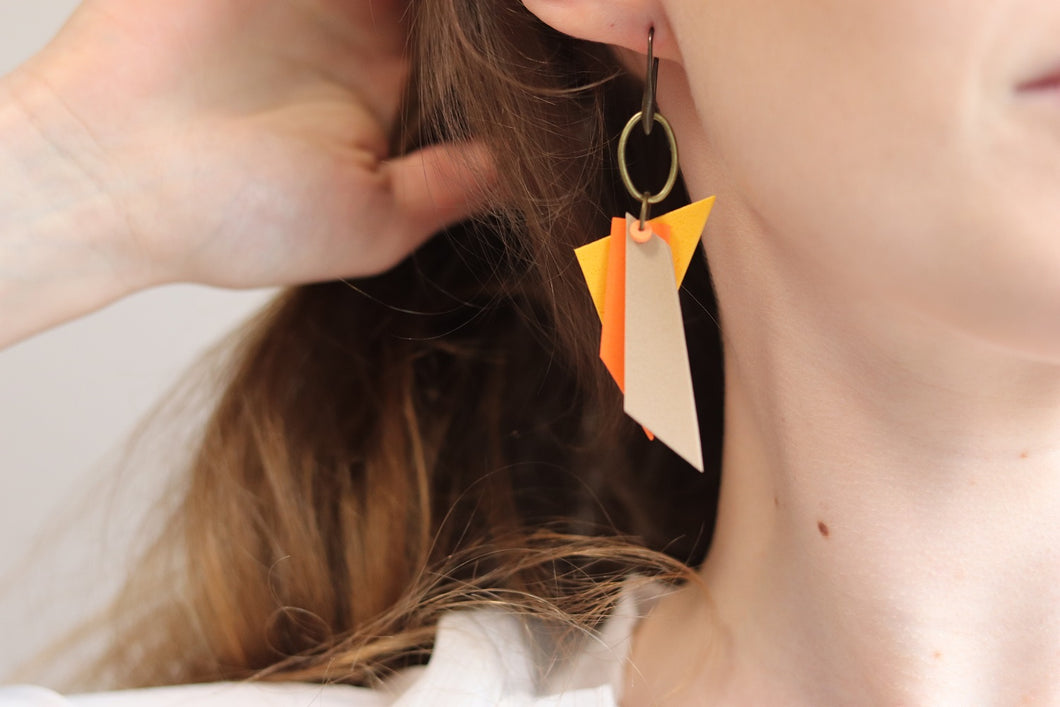 Summer Heat Earrings