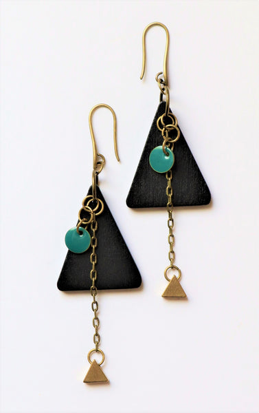 The Tic-toc Earrings