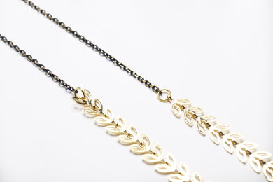 GOLDEN GODDESS NECKLACE NL0028
