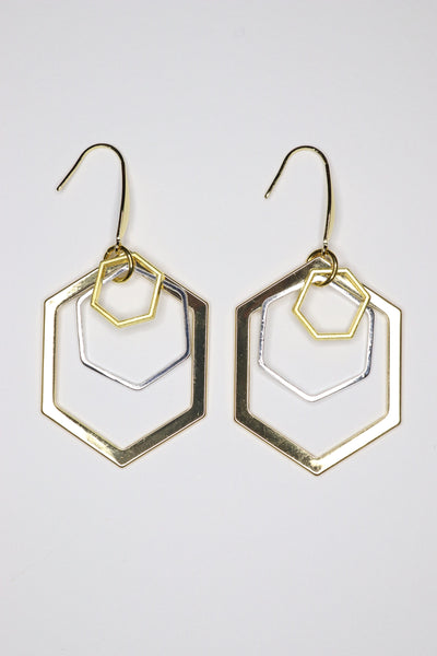 FORTUNE EARRINGS (E210029)