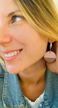 Pink Sunset Earrings