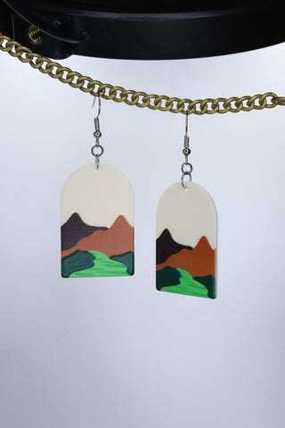 INTO THE VALLEY EARRINGS