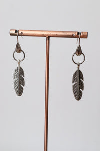 Dreamy Feathers Earrings