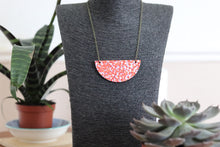 A Thousand Dots Moon II Necklace