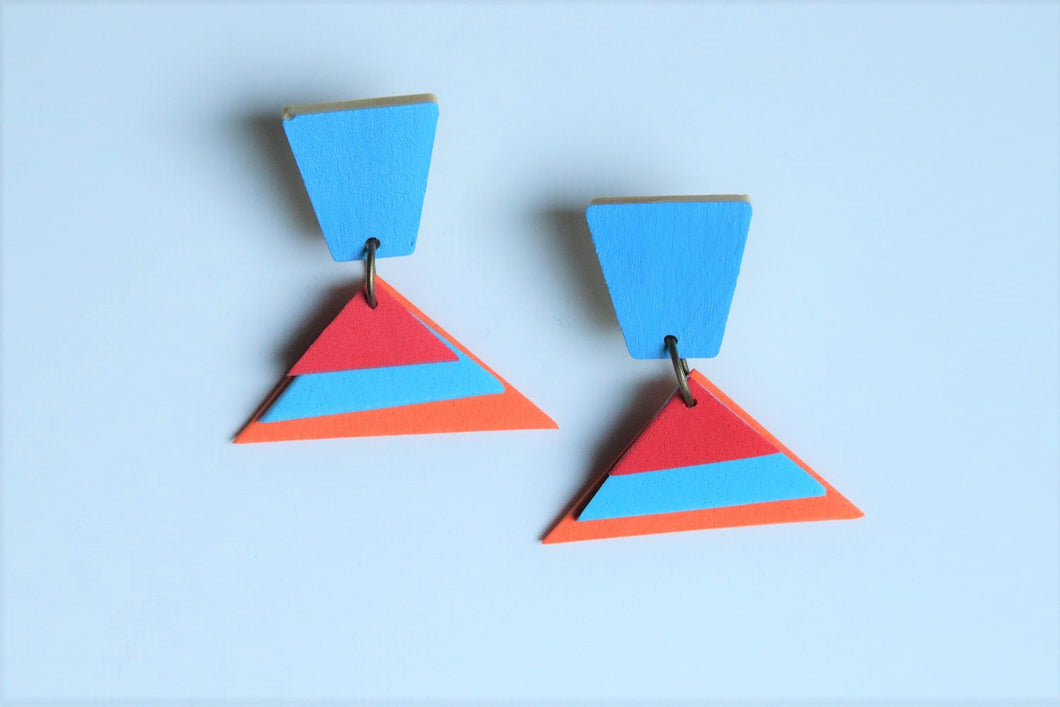 Stairs to heaven Earrings