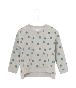 Jackie Polkadot Sweat