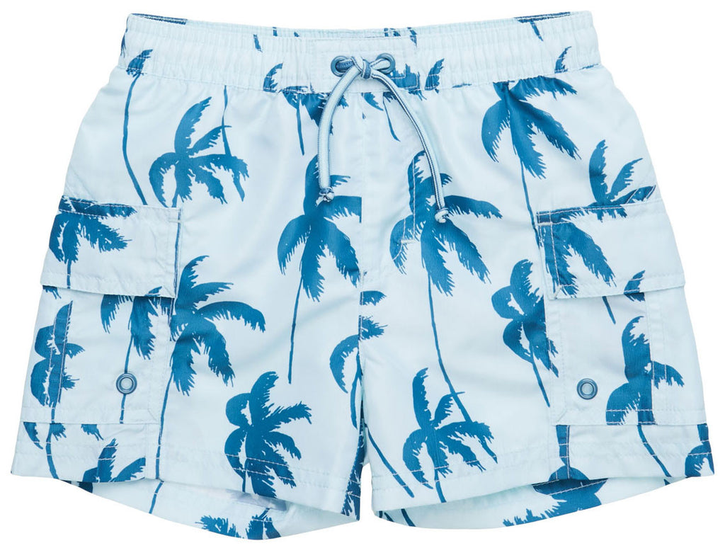 Mateo Fern Swim Shorts
