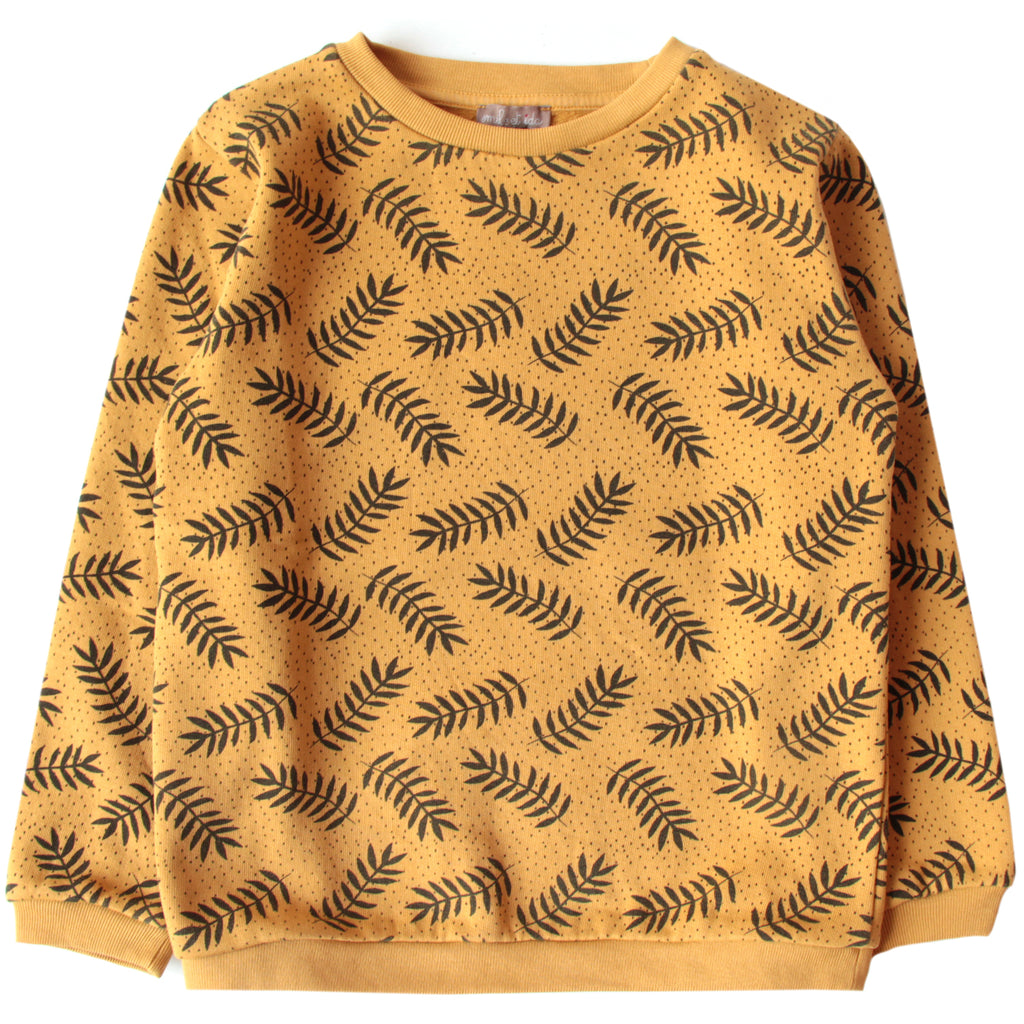 Feather Print Sweat